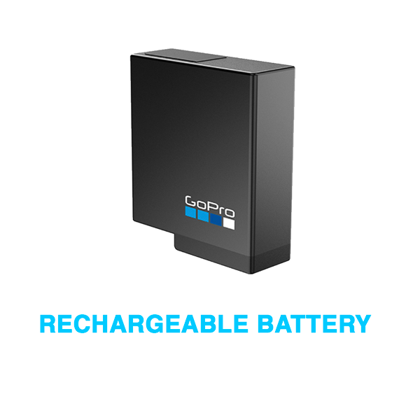 Rechargeable battery - อุปกรณ์เสริม สำหรับ Gopro