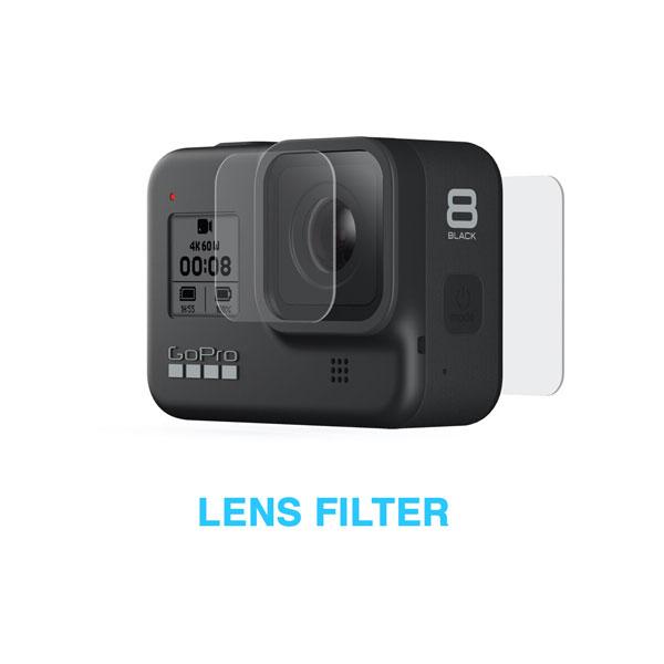 5 อุปกรณ์เสริม Gopro สำหรับคนที่เริ่มต้นใช้กล้อง - Lens Filter