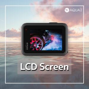 สเปค GoPro 9 - LCD Screen