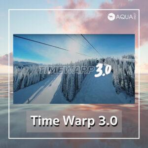 gopro 9 - time warp 3.0