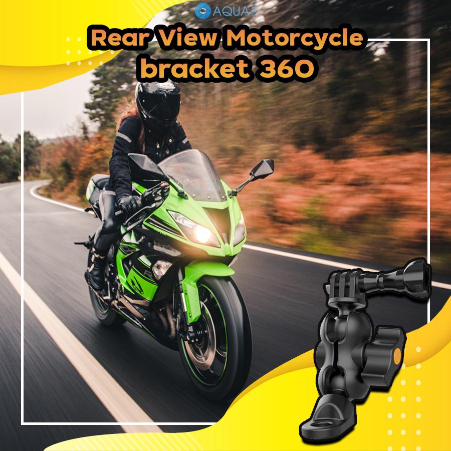 GoPro bike - bracket 360